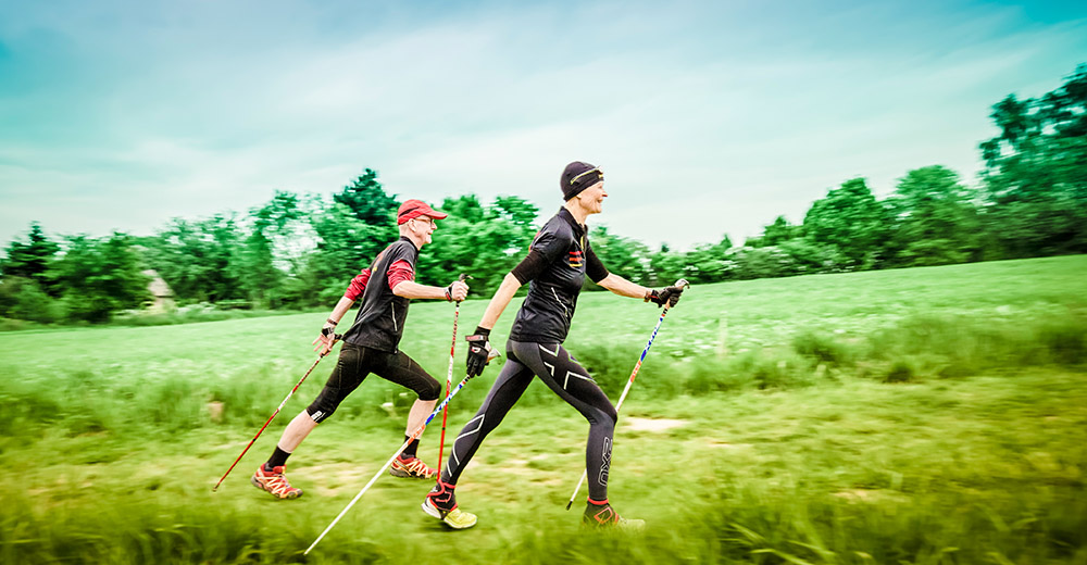 After-Nordic Walking