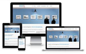 Webdesign Internetagentur Spoton Events