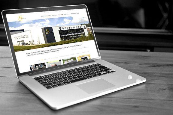 Internetseite für 1001 Sommer