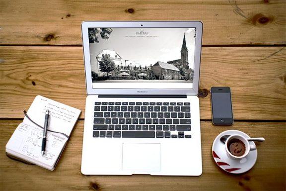 Internetseite für Capitol Lüneburg