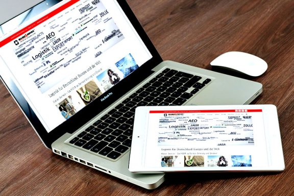 Internetseite für Hanse Service Logistik