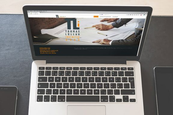 Internetseite für Thomas Lüllau Ingenieurbüro