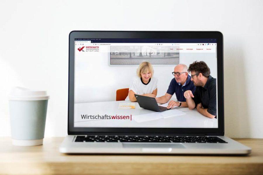 Internetseite für Wirtschaftssenioren