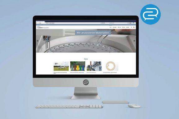 Internetseite für Siebert + Knipschild GmbH